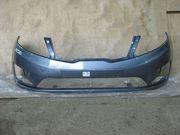 Продам передний бампер Kia Rio 2012-2015 г.в.